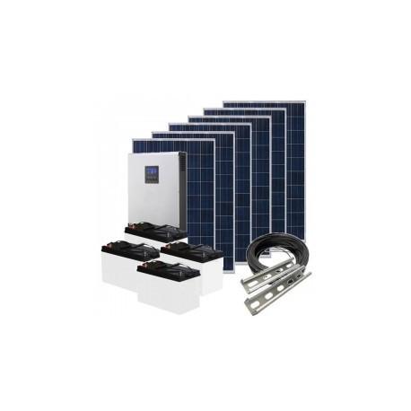Off-grid Solar Kit - 5kVA Max