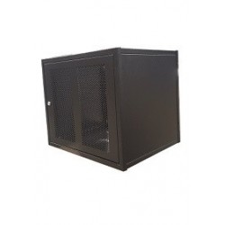 Pylontech US3000B x4 Cabinet With Support Rails