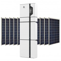 Alpha-ESS Smile5 Energy Storage & 5.84kWp Solar Array