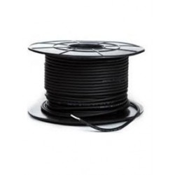 6mm2 single-core DC cable 100m - Black