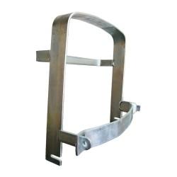 Dace anti-theft gate motor bracket