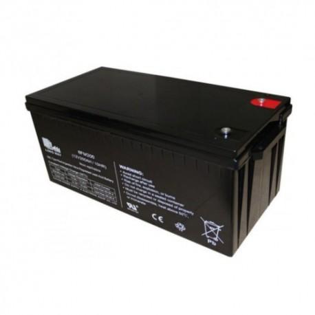 Vision Battery AGM 200Ah 12V