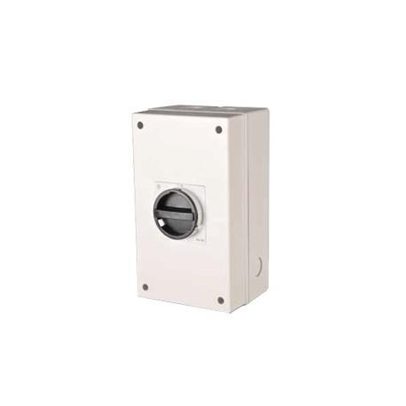 K&N Dual String DC Switch Disconnector 25A 330V - 11A 690V (per string)