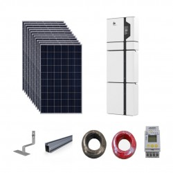 Alpha-ESS Smile5 Energy Storage system & 3.96kWp Solar Array