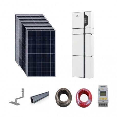 Alpha-ESS Smile5 Energy Storage system & 3.96kWp Solar Array