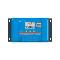 BlueSolar PWM-LCD&USB 12/24V-10A