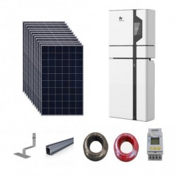 Alpha-ESS Smile5 10.1kWh Energy Storage & 3.66kWp Solar Array