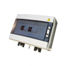 600V Protection Box 2 Inputs 2 Outputs 16A Isolator Type II SPD