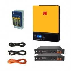 Kodak VMIII Lithium Ion Power Backup Kit - 5kW/4.8kWh Storage