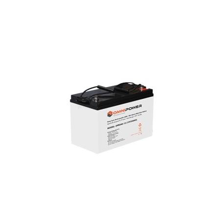 OmniPower 120Ah 12V Sealed Solar Battery