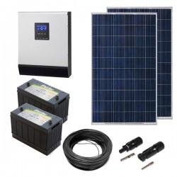 Backup Power Solar Kit - 3kVA