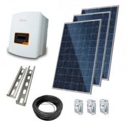 Solar Pool Saver Kit 750W Motor