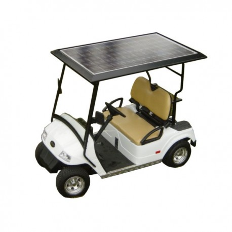 Solar Golf Cart roof