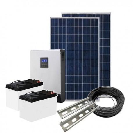 3kVA Off Grid Solar Kit