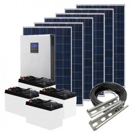 5kVA Off Grid Solar Kit