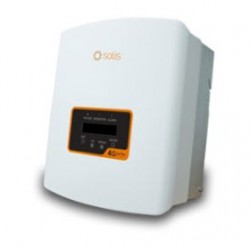 Solis 2.5kW Mini 4G Single Tracker Grid Tie Inverter