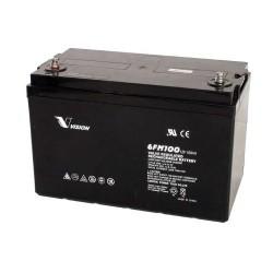 Vision AGM Battery 12V 100Ah
