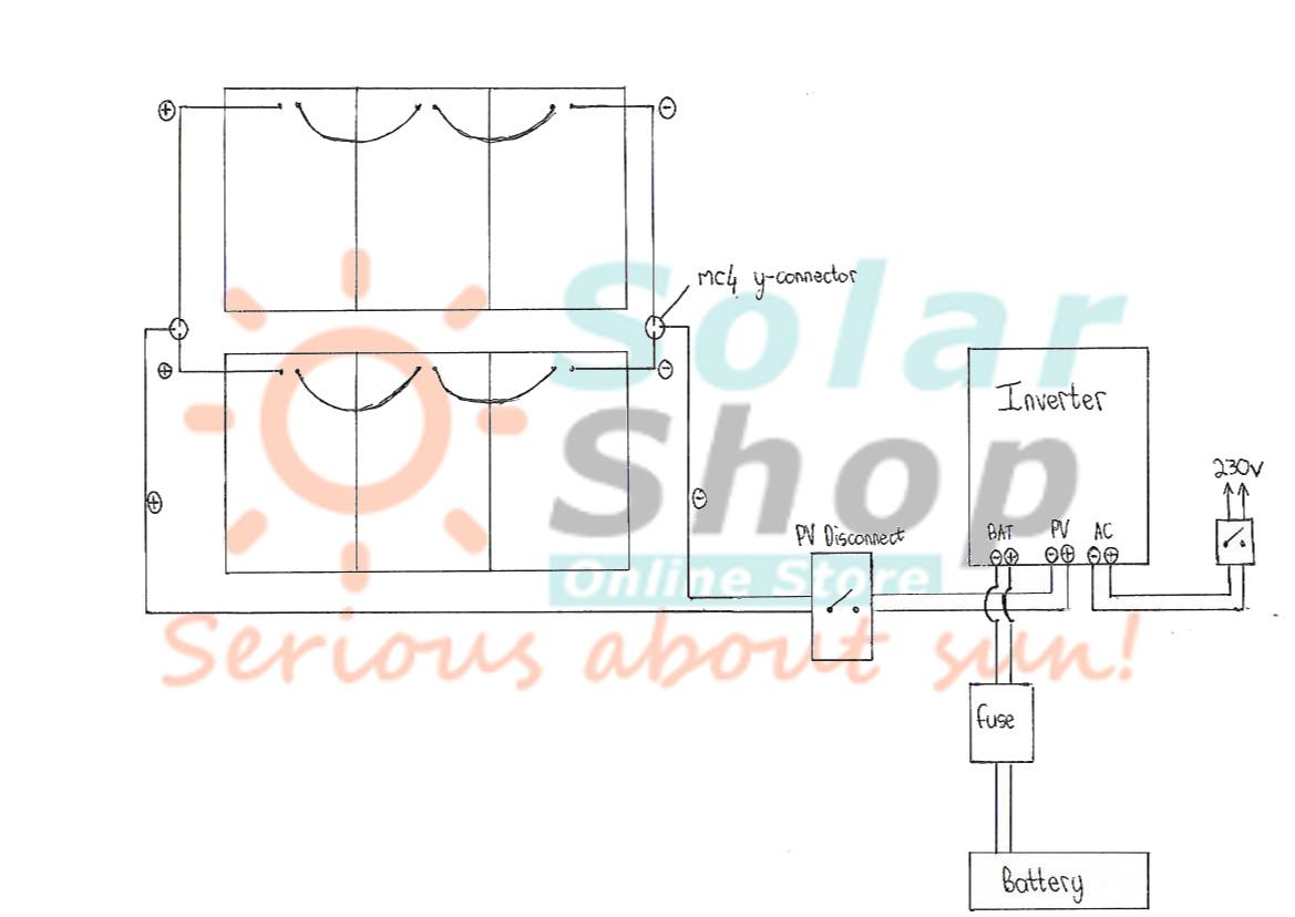 5kVA Line Drawing